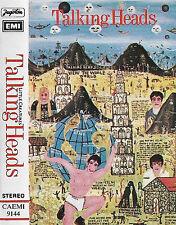 Talking Heads Little Creatures CASSETTE ALBUM Jugoton Yugoslavia EMI Leftfield