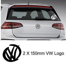 2X VW Volkswagen Coche/Portátil/Calcomanía Pegatinas Ventana Surf Transporter T5 van Vinilo