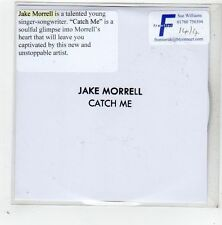 (GD758) Jake Morrell, Catch Me - DJ CD
