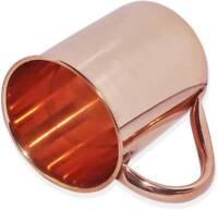 2 Moscow Mule Tasse Trinkbecher 100% Festkörper Kupfer 16 Oz Handgemachte mugs