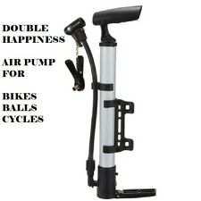 Air pump for Bikes and Balls Tyre  Inflator Bicycle Mountain Bicycle Air Pump UK