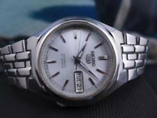 Classic Beautiful SS Seiko 5 7S26 01T0 Day/ Date 37mm Automatic