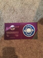 Loot Crate Galaxy Quest Emblem Prop Replica Patch! Fast Shipping!