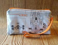 Star Wars U-Wing Wristlet Back to School Pencil Pouch Geek Purse Bag