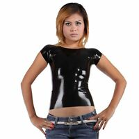 Latex Rubber Classic T-Shirt Black (one size)