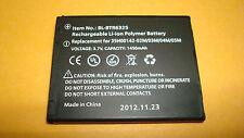 NEW NON OEM HTC BL-BTR6325B OEM Replacement Battery ADR6325 Merge 1450 mAh
