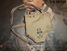 Soldier Story 1/6 Scale US Army 442nd Infantry Henry Kano Gas Mask Pouch SS-059