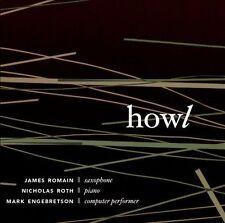 Romain; Roth; Engebretson-Howl CD NEW