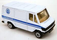 Mercedes Benz T2 Delivery Cargo Van White Marine Club TN 507D MC Toy 1/64 Scale