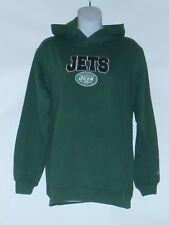 Reebok NFL Players Apparel Boys New York Jets Hoodie Sweatshirt Green S/8 NWT
