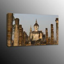Wall Art Painting Thailand Buddha Photo Canvas Print Art Home Decor-No Frame