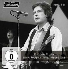 Frankie Miller & Band - Live At Rockpalast 1976, 1979 & 1982 (NEW 3CD+2xDVD)