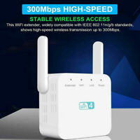 2.4Ghz Dual Band WiFi Extender Zen Booster 300M Internet Range Zenbooster Router