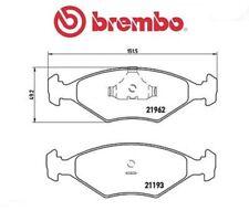 P23055 Kit pastiglie freno, Freno a disco (MARCA-BREMBO)