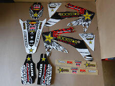 ROCKSTAR PRO TEAM SERIES  GRAPHICS HONDA CRF250R CRF250 2004-2009   PTS CRF250X