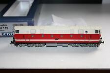 Gützold Spur H0: 33200 Diesellokomotive BR 119 111-3 der DR, OVP