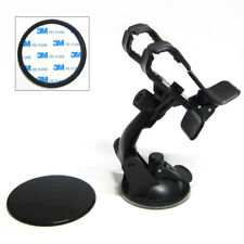 Car Suction Mount Clip Holder + Dash Disc Kit For TomTom XXL Series GPS - WMDK