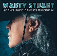 Marty Stuart - Now That's Country: The Definitive Collection Vol 1 [New CD] UK -