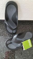 CROCS Schuhe - Zehentrenner MODI 2.0 FLIP - black charcoal Gr. 37/38 US5