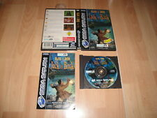ALONE IN THE DARK JACK IS BACK BY INFOGRAMES ERBE FOR SEGA SATURN  USED COMPLETE