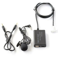Bluetooth Music Audio Hands-Free Car Kit AUX Adapter For Honda Accord Civic CRV