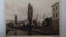 Sarajevo Judaica Rare Old Postcard Jewish Synagogue 1934 Bosnia Rare Israel