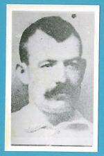 Dennis Big Dan Brouthers (Detroit) Vintage Baseball Bordered Postcard 01 GRN
