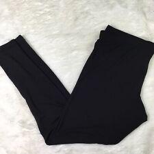 Felina Women's Black Leggings Stretch Size XL Super Soft