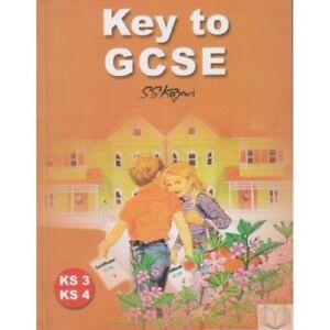Key to GCSE | learn URDU | ks3 & ks4  Written by: S S Kazmi