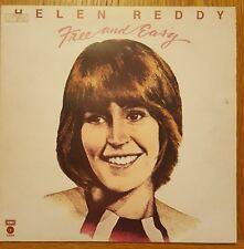 (II114) Helen Reddy, Free And Easy - 1974 - 12 inch vinyl