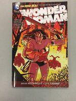 Wonder Woman Iron Vol. 3 by Brian Azzarello (2014, Paperback) TPB