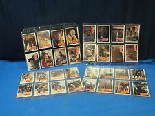 Planet of The Apes Cards Nice Corners Character Play Cards