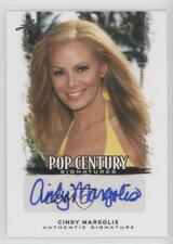 2012 Leaf Pop Century BA-CM1 Cindy Margolis Auto Autographed Non-Sports Card 0af