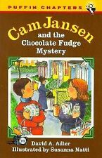 Cam Jansen: The Chocolate Fudge Mystery #14-ExLibrary