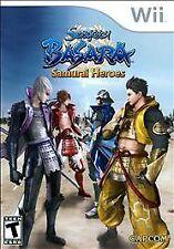Sengoku Basara: Samurai Heroes (Nintendo Wii, 2010) FREE SHIPPING
