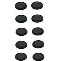 10PCS Plastic  FD  Body Lens Cap Cover for Canon FD Camera