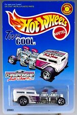 Hot Wheels Promo Championship Auto Show Two Cool Diecast Car 1998 MOC