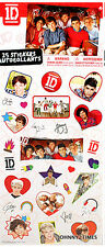 One Direction 25 Stickers Autocollants Authentic