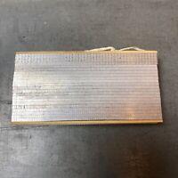 6p Ausschluss - NEU - Bleisatz Blindmaterial Buchdruck non-printing material