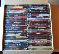 DVD PAKET - FSK 16 - HORROR THRILLER KRIMI DRAMA ACTION - 50 STÜCK  - NEU/OVP