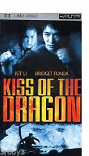 KISS OF THE DRAGON JET LI UMD VIDEO PSP SONY USATO IN PERFETTE CONDIZIONI