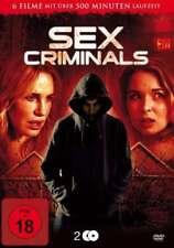 Sex Criminals (6 Filme auf 2 DVDs) - Erotik Action - Paarfreundlich