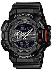 G-Shock Casio Uhr Armbanduhr GA-400-1BER AnaDigi Herrenuhr