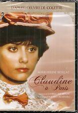 "DVD ""Claudine à Paris"" - Edouard Molinaro   NEUF SOUS BLISTER"