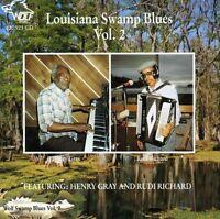 Various Artists - Louisiana Swamp Blues 2 / Various [New CD]