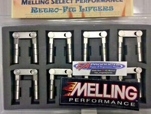 Melling SB817RF16 Small Block Chevy Retrofit Hydraulic Roller Lifters Set Of 16