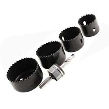 DIY CRAFTS GIFTS2GIFTS GLOBAL G-OUITLS.HOLE SAW 6 PC DRILL MACHINE HOLE SAW KIT.