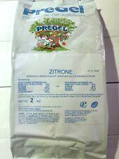 Pregel Zitrone 2kg Beutel