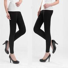 Hot Full Length Women Modal Elastic Strechy Yoga Active Leggings Render UK 6-14