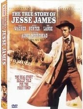 The True Story of Jesse James (1957) / Nicholas Ray / Robert Wagner / DVD SEALED
